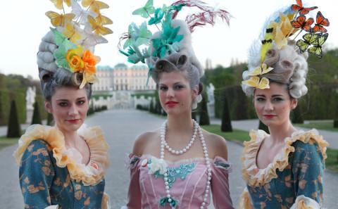 Fte Royale - ein Fundraising Dinner der besonderen Art im Belvedere